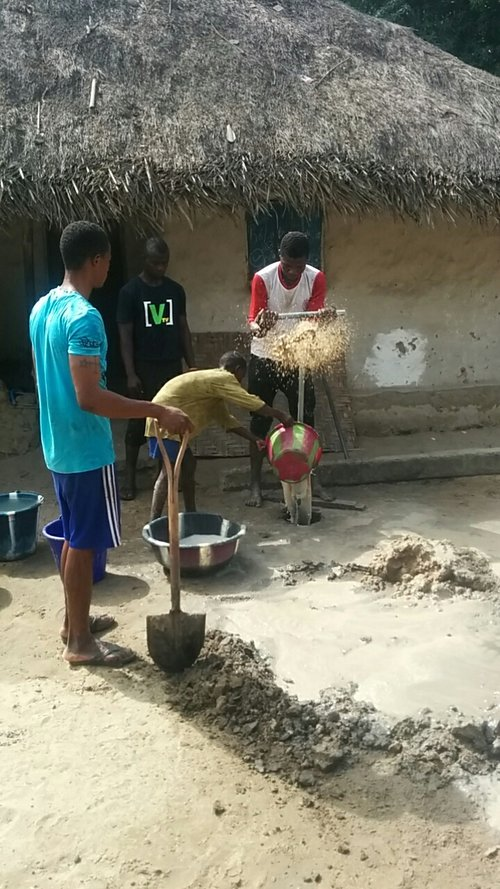 Convocatoria para el curso de tecnologías en agua y saneamiento EMAS en Senegal