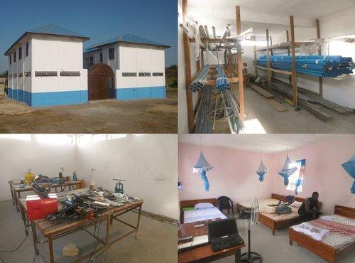 Centro de Formación de Crossing, Sierra Leona.